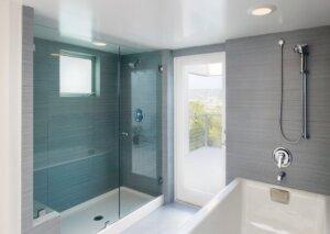 Spanndecken im Badezimmer