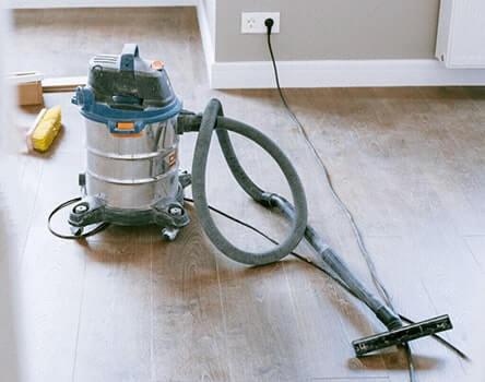 service Baureinigung nach Renovierung