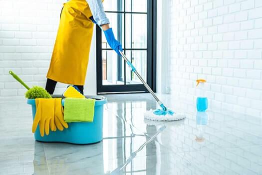 service Reinigung