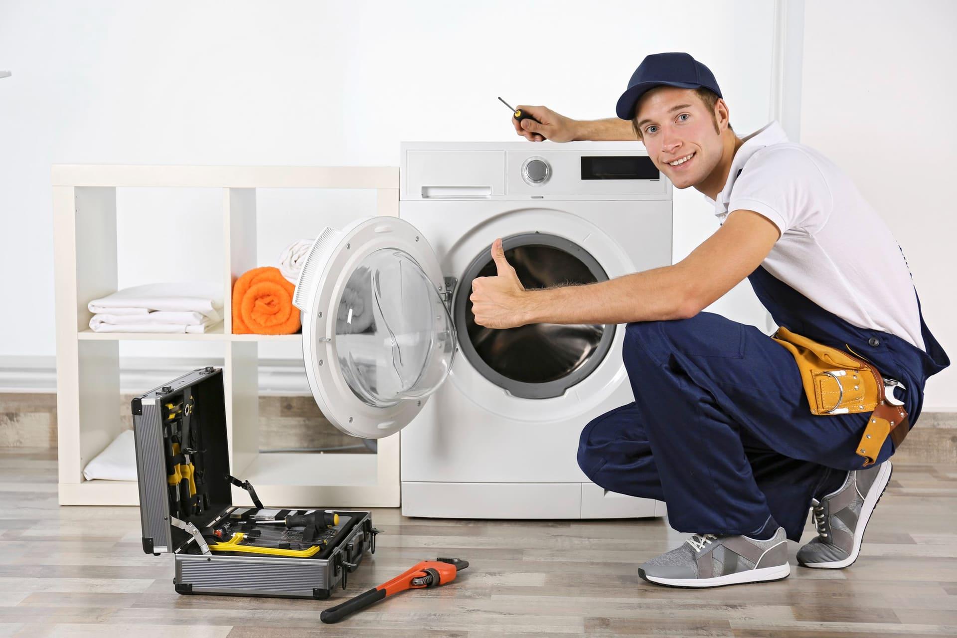 waschmaschinen monteur