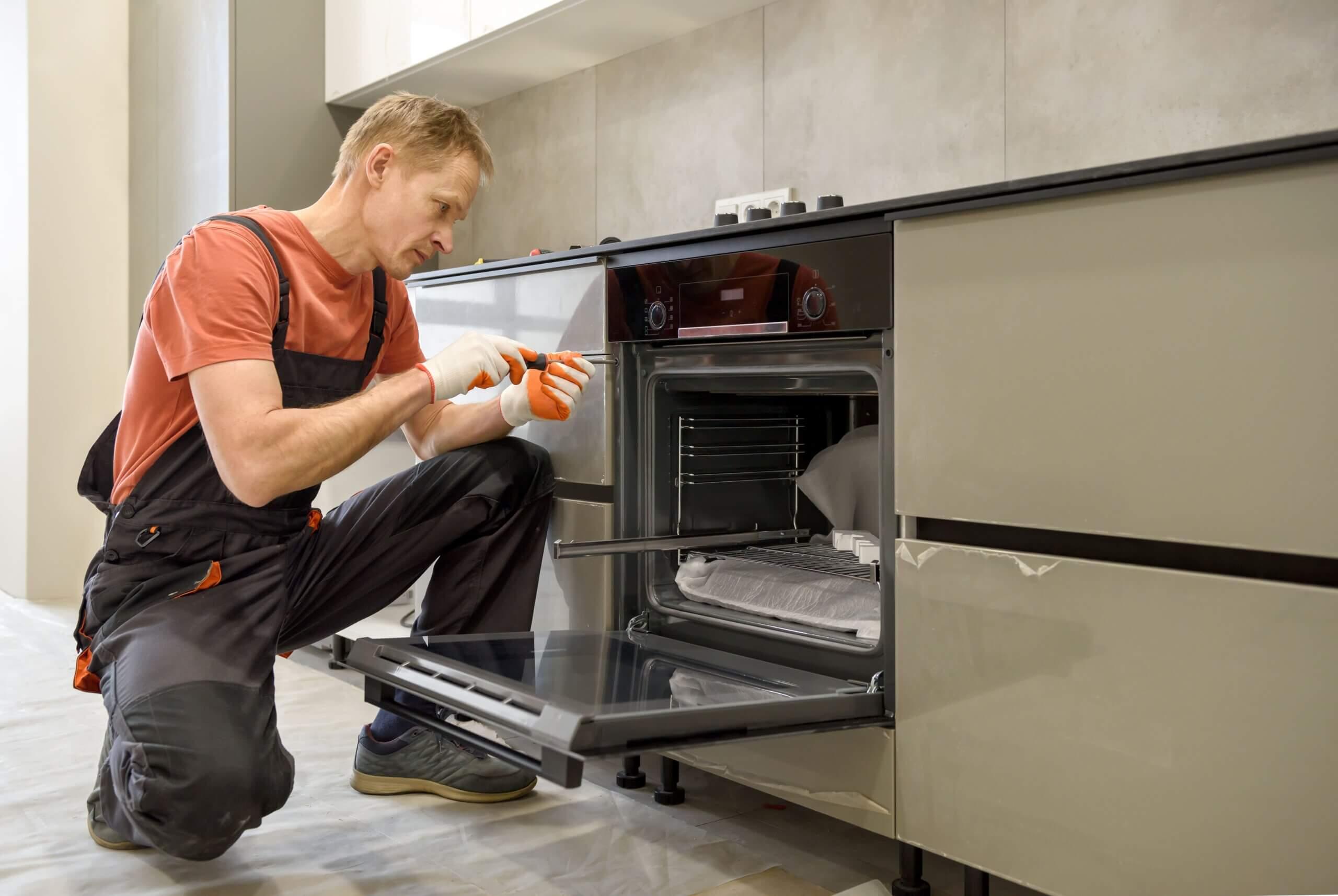 Reparatur der Haushaltsgeräte